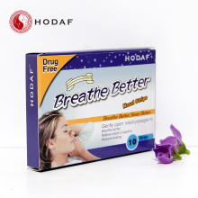 Skin Color Non-woven Better Breathe Nasal Strips