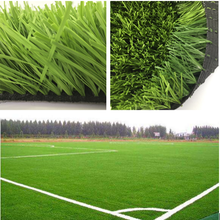 Top for Natural Garden Carpet Grass Hot Sale Cheap Football Artificial Synthetic Turf supply to Mexico Supplier