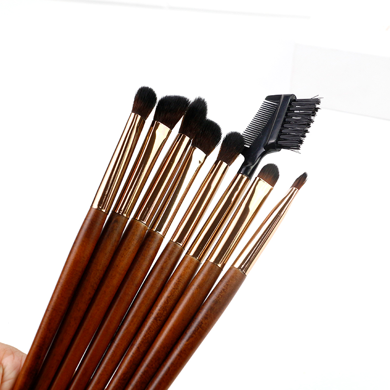 8 pcs eye brush set