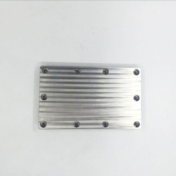 Small Stainless Steel Bento Box Milling