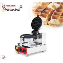 180 degree rotated waffle maker