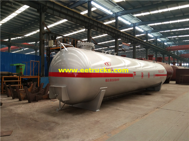15000 Gallon ASME Bulk LPG Tanks