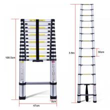 Home engineering ladder expansion aero aluminum alloy
