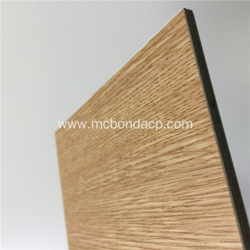 Beautiful Design ACP Wooden Panel Decoration ACP