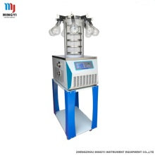 High Quality for Laboratory Vacuum Freeze Dryer Lyophilization freeze drying machine for sale supply to China Factory
