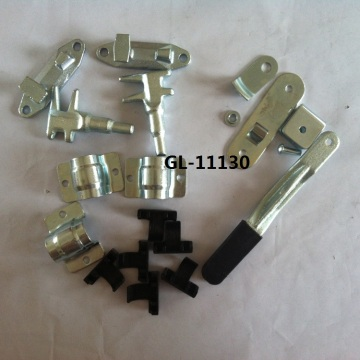 China for China Steel Truck Door Lock,Galvanized Steel Door Lock,Cargo Trailer Door Lock Exporters Factory Direct Trucks Lock Door supply to Ethiopia Suppliers