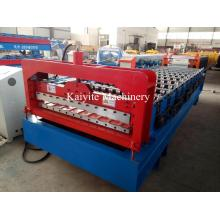 IBR Metal Sheet Roofing Roll Forming Machine