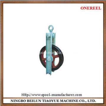 High Quality for Nylon Pulley Cable Conductor Stringing Pulley Block export to South Korea Wholesale