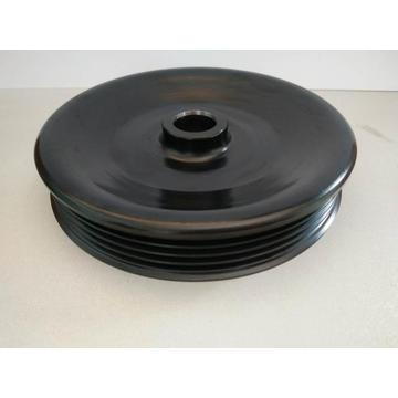 Engine water pump spinning pulley for passenger car