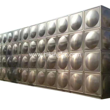 Stainless Steel 304 Material Water Tank