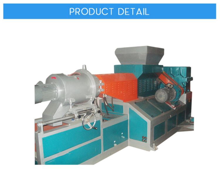 Water Ring Extrusion Granulation Line