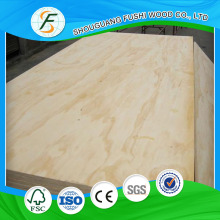 High Quality Pine Plywood For Making Furniture
