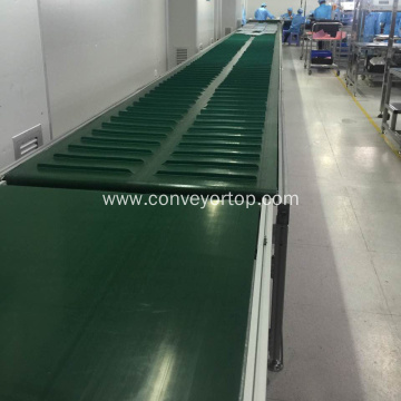 Customized Movable Horizontal Belt Conveyor System