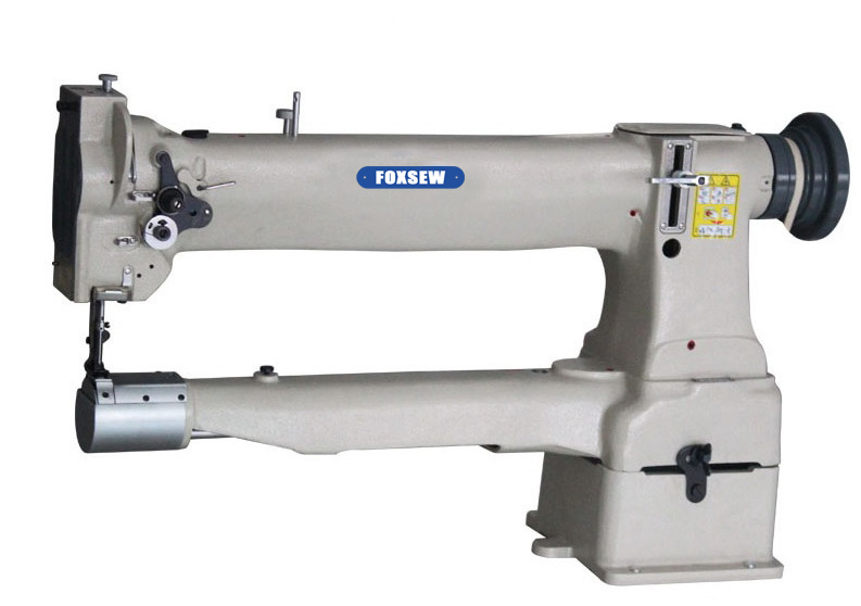 KD-8B-L Long Arm Cylinder Bed Leather Sewing Machine