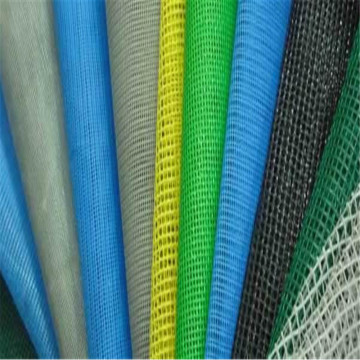 Fireproof PVC Coated Safety Net 250D/24X24 130GSM