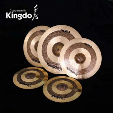 Handmade Percussion Drum Cymbals