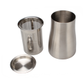Manual Stainless Steel Ground Coffee Shaker