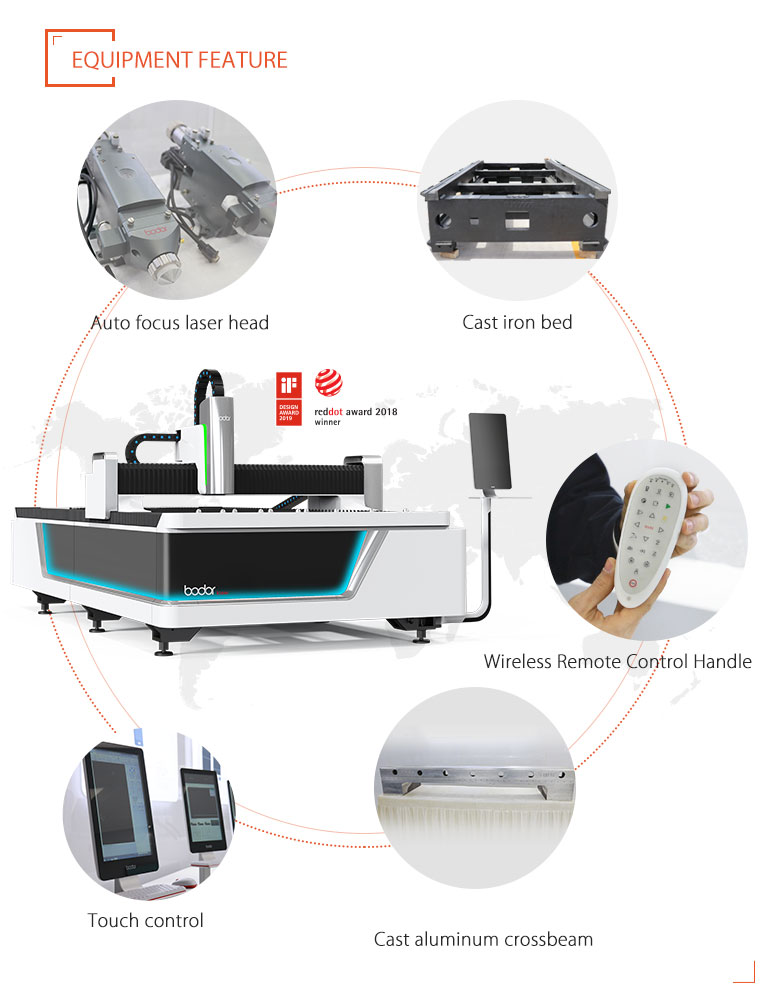 F12 Fiber Laser Cutting Machine