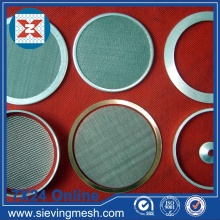 Discount Price Pet Film for Stainless Steel Filter Disc Bordure Multilayer Air Filter Disc supply to Finland Supplier