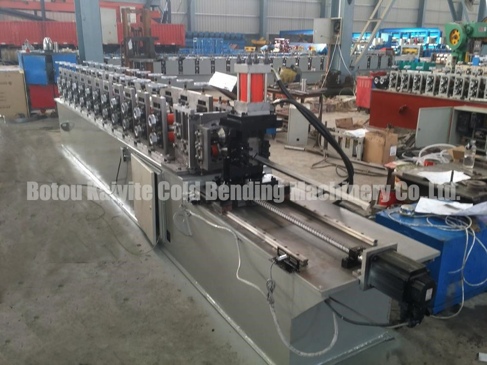 L Angle Roll Forming Machinery