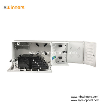 FTTH 48port Multi-operator Fiber Distribution Cabinet Box