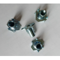 Zinc Plating Carbon steel The claw T-nuts