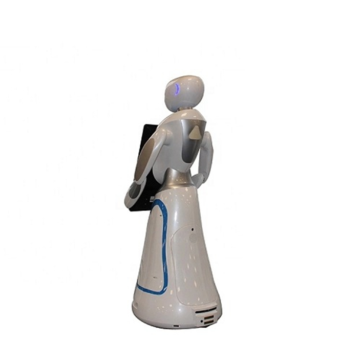 Greeting Guiding Service Robot In Many Occasions