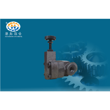 Pilot Line Screw Pressure Regulating Valve