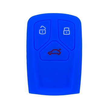 Գունավոր Audi b9 Car Key Bag
