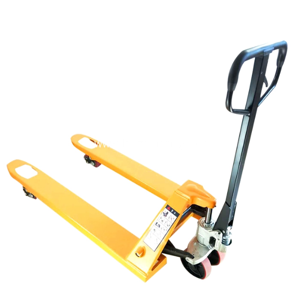 Paper Roll Hand Pallet Truck Style Pallet Truck