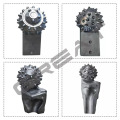 Tungsten carbide insert TCI tricone rock bit