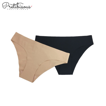 Womens plus size panties sexy seamless briefs
