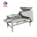Dry Small Apricot Kernel Cracking Apricot Cutting Machine
