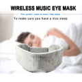Super Thin Wireless 5.0 Sleep Headphones Eye Mask