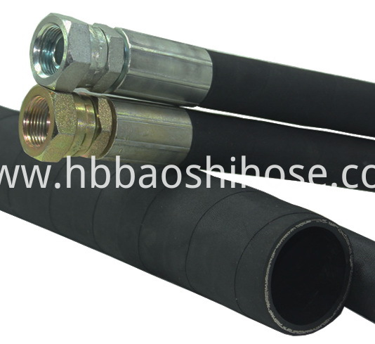 Hydraulic Stand Hose Assembly
