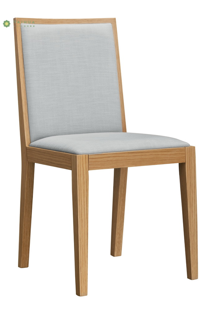 Light Walnut Dining Chair