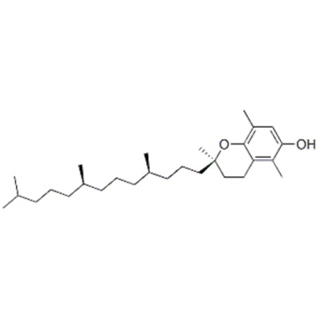 2H-1-Benzopyran-6-ol,3,4-dihydro-2,5,8-trimethyl-2-[(4R,8R)-4,8,12-trimethyltridecyl]-,( 57362791, 57276280,2R) CAS 16698-35-4