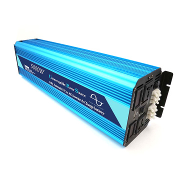 5000W Pure Sine Wave Inverter UPS
