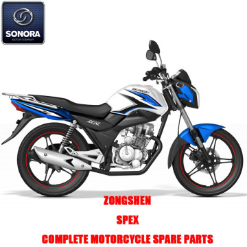 Zongshen Spex Complete Engine Body Kit Spare Parts Original Spare Parts