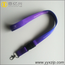 Colorful 2017 fashion sublimation printing usb lanyard