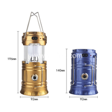 China New Product for LED Solar Camping Lights The New Solar Outdoor Horse Lantern Is Rechargeable supply to Christmas Island Factories