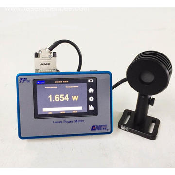 Laser Power and Power Stability Measurement--Power Meter