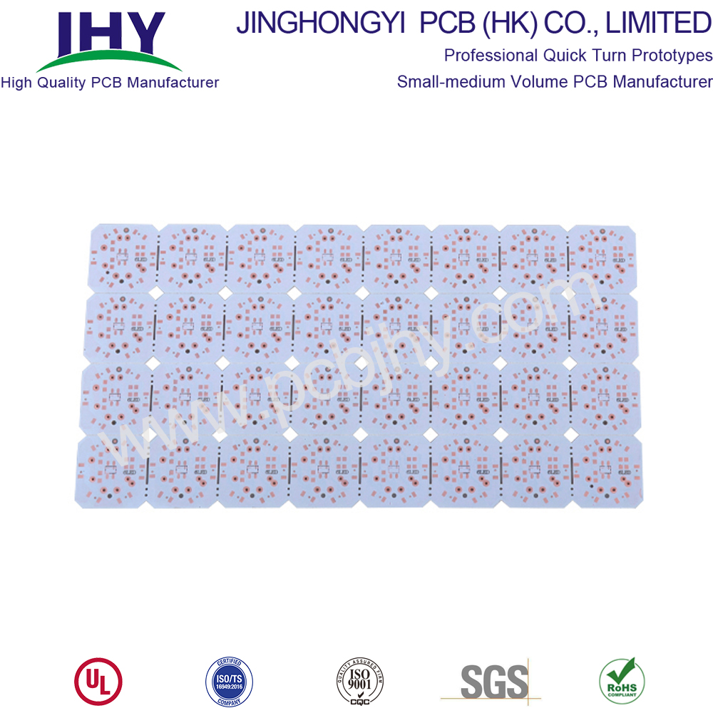 Double Sided Aluminum PCB | PCB manufacturing