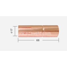 Fronius Cylindrical 42.0001.5172 Copper Welding Nozzle