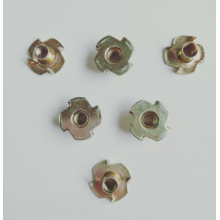 Full thread Color 4 Prongs Locking nut