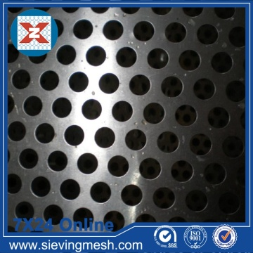 Fine Perforated Sheet Metal