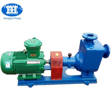 Electric fuel oil transfer centrifugal pump