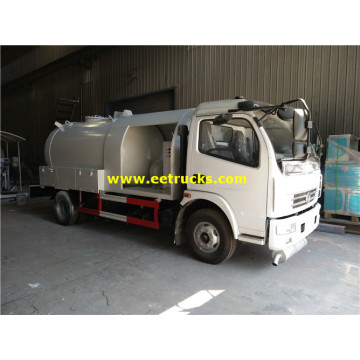 China Manufacturer for Lpg Gas Cylinder Filling Trucks Dongfeng 5cbm Propane Gas Filling Trucks export to Zambia Suppliers