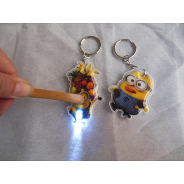 Customized PVC Key chain