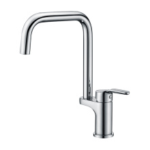 Kitchen hot and cold faucet